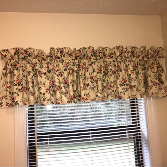 Window Valance Curtain